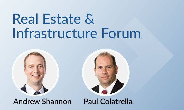 Real Estate & Infrastructure Forum